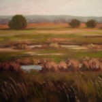 High Marsh  (oil painting)