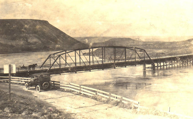 King Hill Syphon Bridge
