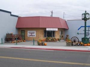 Revitalization Chamber Corner Many Pumpkins