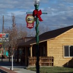 Revitalization Streetlamp Christmas